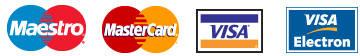 Оплачивайте покупки в интернет-магазине Конфаэль через платежные системы