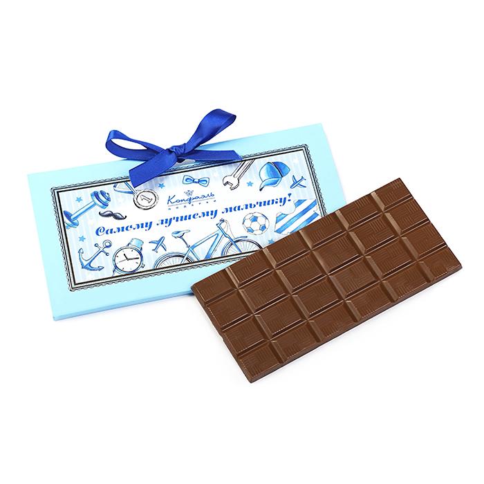 Зомби, открытки шоколадная